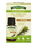 Nature's Truth Aromatherapy 100% Pure Purifying Tea Tree Oil
