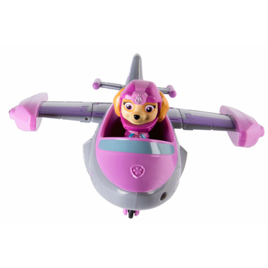 Paw Patrol Basic Themed Vehicles Sea Patroller Skye