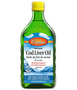 Carlson Norwegian Cod Liver Oil Large Bottle