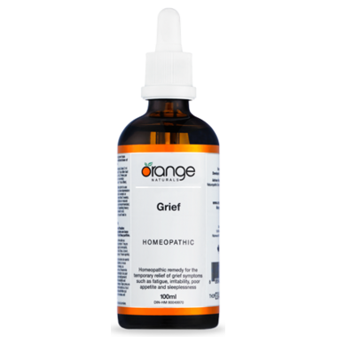 Orange Naturals Grief Remedy