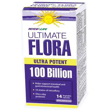 Renew Life Ultimate Flora Ultra Potent