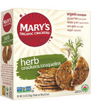 Mary's Organic Crackers Herb Crackers