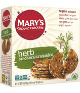 Mary's Organic Crackers craquelins aux herbes