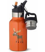 Carl Oscar Kids TEMPflask Orange