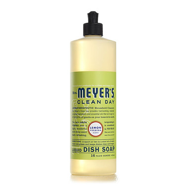 Mrs. Meyer\'s Clean Day Lemon Verbena Dish Soap