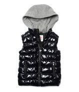 Appaman Apex Puffer Vest Black