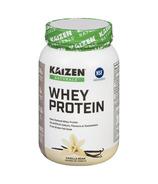 Kaizen Naturals Whey Protein Powder Vanilla