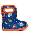 Bogs Toddler Boots Space Man Blue Multi