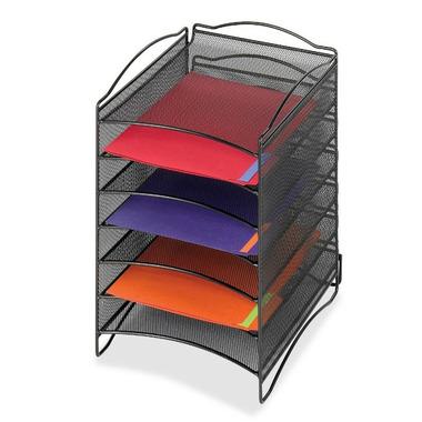 Safco Mesh Desktop Organizer
