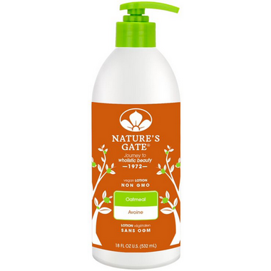 Nature\'s Gate Colloidal Oatmeal Lotion