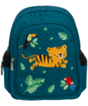 A Little Lovely Company Kid's Backpack Jungle Tiger
