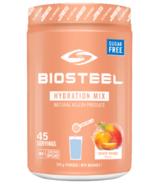 BioSteel Sports Hydration Mix Peach Mango