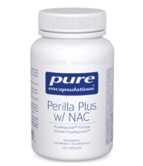 Pure Encapsulations Perilla Plus with NAC