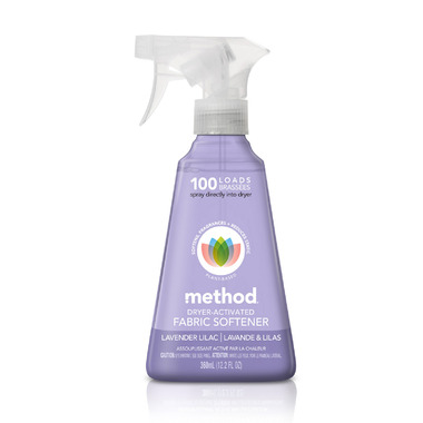 Method Dryer Activated Fabric Softener in Lavender Lilac