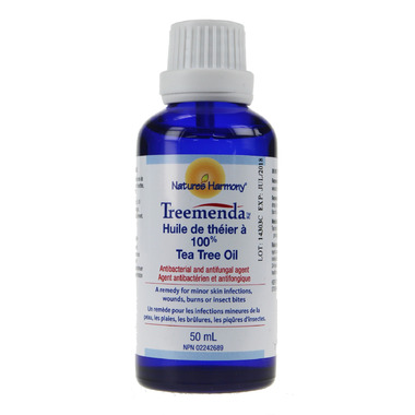 Nature\'s Harmony Treemenda Pure Tea Tree Oil
