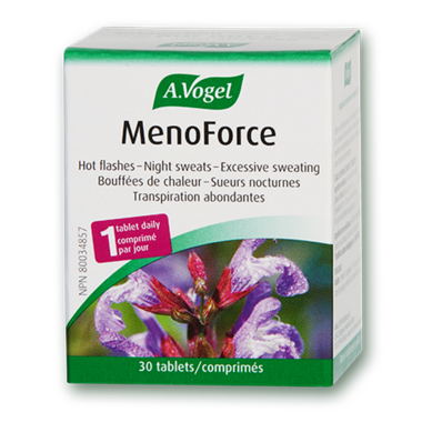 A.Vogel MenoForce Natural Remedy For Hot Flashes
