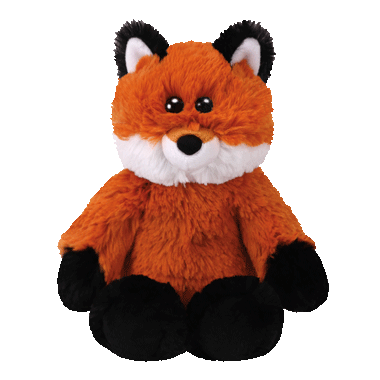 Ty Fred The Fox Attic Treasures Collection