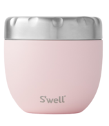 S'well Eats 2-in-1 Container Pink Topaz