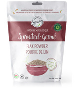 Second Spring Organic Sprouted Flax Powder