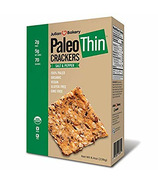 Julian Bakery Paleo Thin Crackers Salt & Pepper