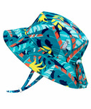 Jan & Jul Tropical Aqua Dry Bucket Hat