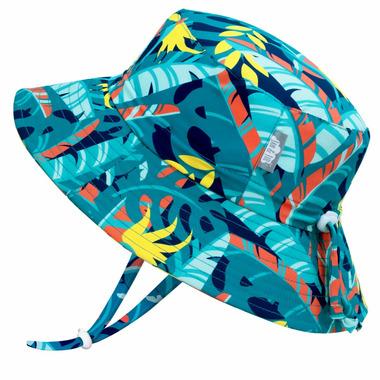 Jan & Jul Tropical Aqua Dry Bucket Hat