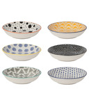 Now Designs Pinch Bowls Stamped
