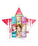 Lip Smackers 3PC Star Ornament Lip Balm Disney Princess