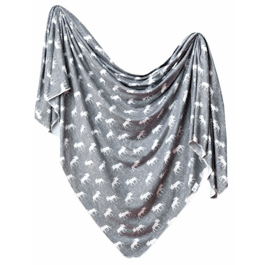 Copper Pearl Scout Swaddle Blanket