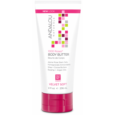 ANDALOU naturals 1000 Roses Body Butter