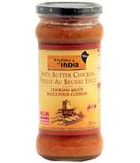 Kitchens Of India Spicy Butter Chicken Cooking Sauce