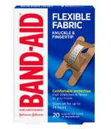 Band-Aid jointure et bout du doigt
