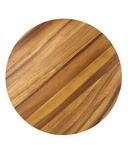 Ironwood Gourmet Circle Board Acacia Wood