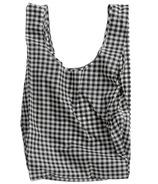 Baggu Big Baggu Reusable Bag in Black Gingham