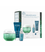 Biotherm Aquasource For Normal To Combination Skin Value Set