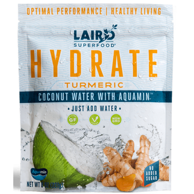 Laird Superfood Hydrate Coconut Water Turmeric