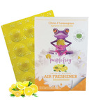 Purple Frog Citrus & Lemongrass Natural Air Freshening Pods