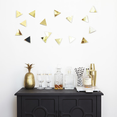 Buy Umbra Confetti Triangles Wall Decor at Well.ca | Free Shipping $35+ in Canada