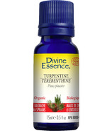 Divine Essence Turpentine Essential Oil