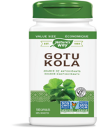 Nature's Way Gotu Kola Value Size