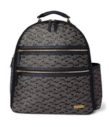 Skip Hop DECO Saffiano Backpack Interweaved Lines