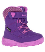 Kamik Stance Toddler Snowboot Purple
