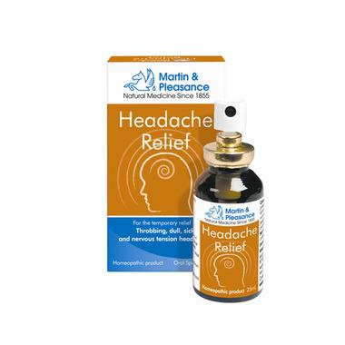 Martin & Pleasance Headache Relief Spray