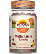 Sundown Naturals Adult Multivitamin Gummies