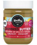 Healthy Crunch Crunchy SunSeed Butter