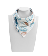 Nest Designs Bamboo Bib Bandana Crocodile Party