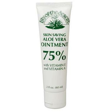 Lily of the Desert Skin Saving Aloe Vera Ointment