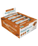 Simply Protein Bars Cinnamon Pecan Case
