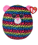 Ty Squish-A-Boos Dotty The Leopard