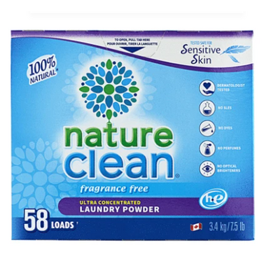 Nature Clean Laundry Powder
